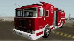 New Firetruck pour GTA San Andreas