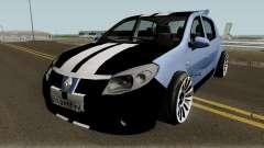 Renault Sandero Sportiran für GTA San Andreas