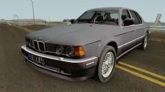 BMW 735IL Racing Gaming pour GTA San Andreas
