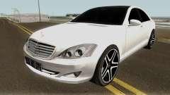 Mercedes Benz S420 Limousine Turkish pour GTA San Andreas