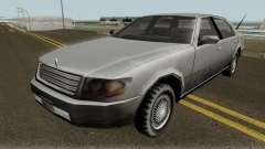 Lincoln Town Car (SA Style) V1 pour GTA San Andreas