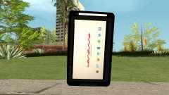 Tablet Canaima pour GTA San Andreas
