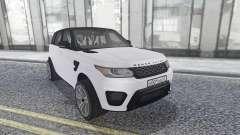 Land Rover Range Rover Sport SVR Stock pour GTA San Andreas