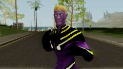 Marvel Heroes Human Torch 2099 (Distopic Future) pour GTA San Andreas
