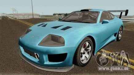 Dinka Jester Classic or F&F GTA V für GTA San Andreas