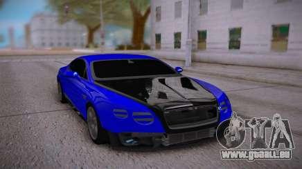 Bentley Continental Sport für GTA San Andreas