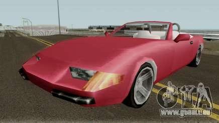 New Windsor pour GTA San Andreas