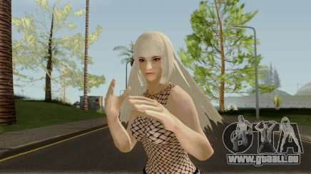 Lili Takken7 Updated (Blonde) pour GTA San Andreas