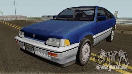 Honda CRX (84-87) pour GTA San Andreas