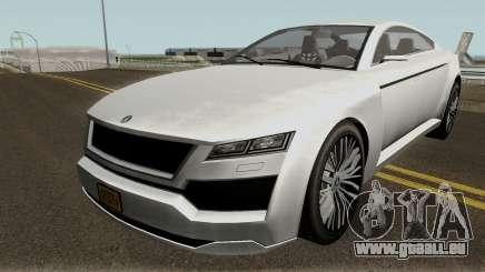 Ubermacht Revolter v.2 GTA V pour GTA San Andreas