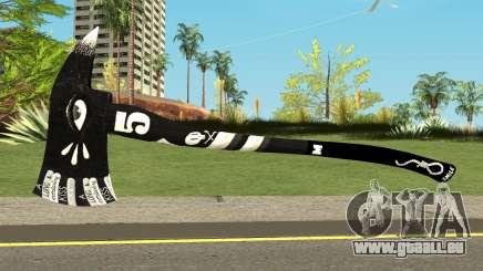 Hatchet Mod GTA V für GTA San Andreas