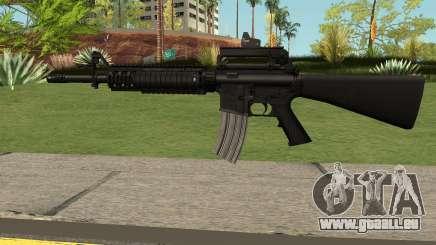 M16A4 CQC für GTA San Andreas