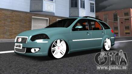 Fiat Palio Weekend pour GTA San Andreas