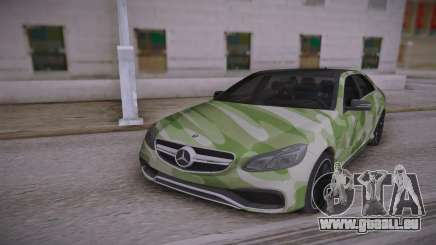 Mercedes-Benz E63 W212 SAMG für GTA San Andreas
