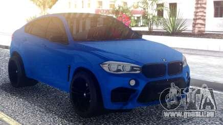 BMW X6M Sport für GTA San Andreas