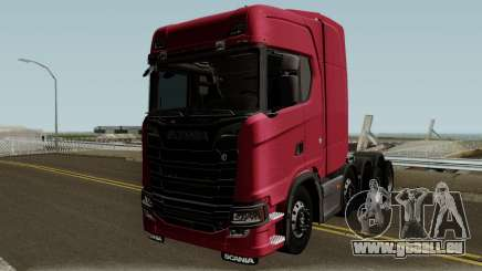 Scania Next Generation S730 V8 pour GTA San Andreas