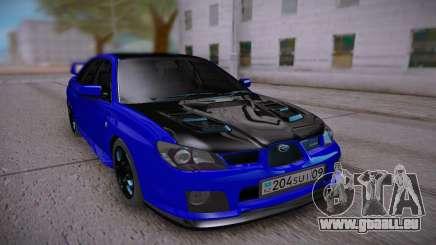 Subaru Impreza WRX STi Sedan für GTA San Andreas