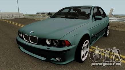 BMW M5 Stance für GTA San Andreas