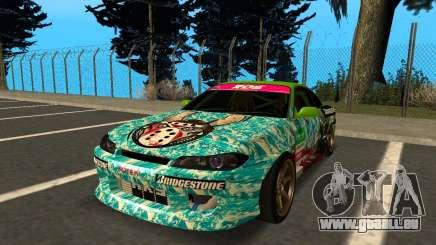 Nissan Silvia S15 Original für GTA San Andreas