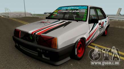 VAZ 21099 Terminal Motorsport pour GTA San Andreas