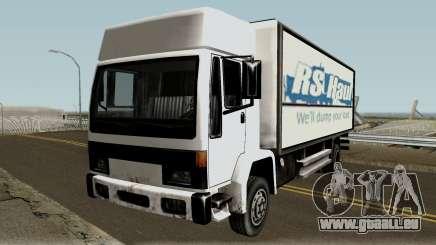 DFT-30 Box Truck (4x2) für GTA San Andreas
