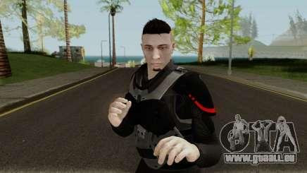 Skin GTA V Online 6 pour GTA San Andreas