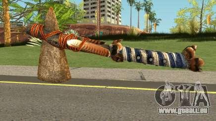 GTA Online DLC After Hours Stone Hatchet für GTA San Andreas