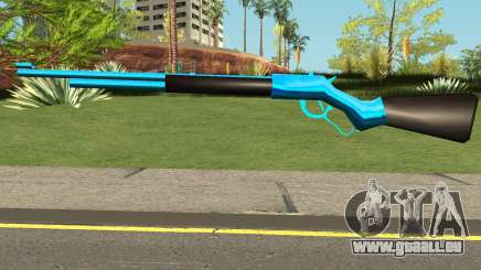 Cuntgun Blue pour GTA San Andreas