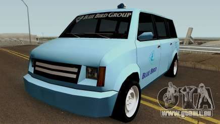 Moonbeam Taxi pour GTA San Andreas