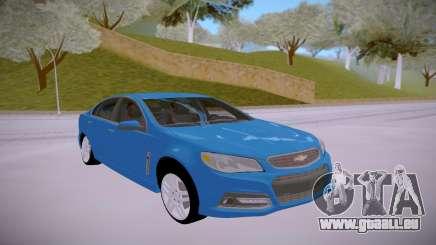 Chevrolet SS 2014 pour GTA San Andreas