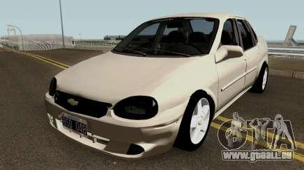 Chevrolet Corsa 1.4 MQ pour GTA San Andreas