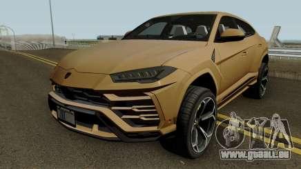 Lamborghini Urus 2018 IVF pour GTA San Andreas