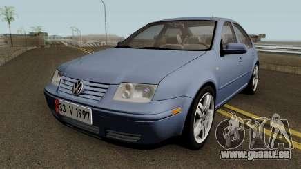 Volkswagen Bora V6 Racing Gaming TR pour GTA San Andreas