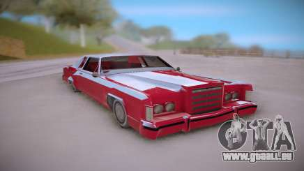 Lincoln Continental Town Coupe 1979 Tunable LQ für GTA San Andreas