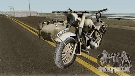 BMW R75 HQ für GTA San Andreas