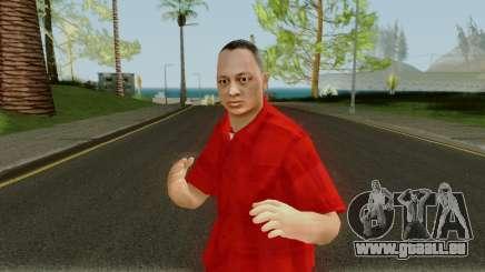 Diodado Cabello pour GTA San Andreas