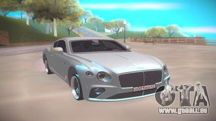 Bentley Continental GT 2018 pour GTA San Andreas