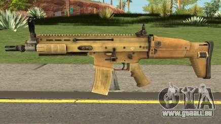 Contagion SCAR für GTA San Andreas