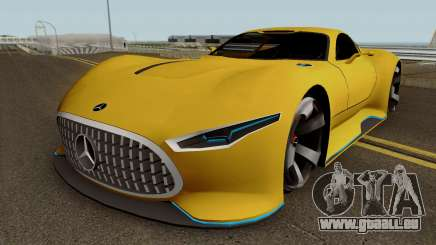 Mercedes Benz AMG Vision GT pour GTA San Andreas