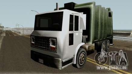 New Trashmaster IVF pour GTA San Andreas