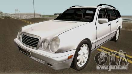 Mercedes-Benz W210 E320 Station Wagon TR pour GTA San Andreas
