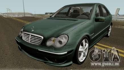 Mercedes-Benz C-Klasse W203 C32 (US-Spec) pour GTA San Andreas