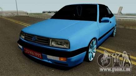 Volkswagen Golf Cabrio TR pour GTA San Andreas
