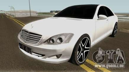 Mercedes Benz S420 Limousine Turkish für GTA San Andreas