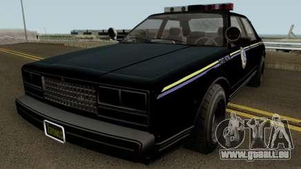 Police Roadcruiser GTA 5 für GTA San Andreas