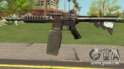 Ares Shrike 5.56 LMG für GTA San Andreas
