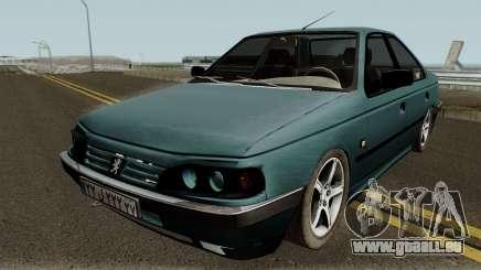 Peugeot 405 Sport für GTA San Andreas