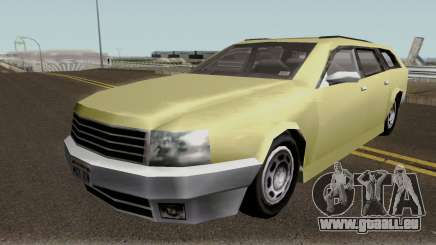 New Stratum für GTA San Andreas