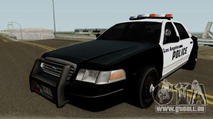 Ford Crown Victoria Police 2003 HQ pour GTA San Andreas