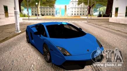 Lamborghini Gallardo Sport pour GTA San Andreas